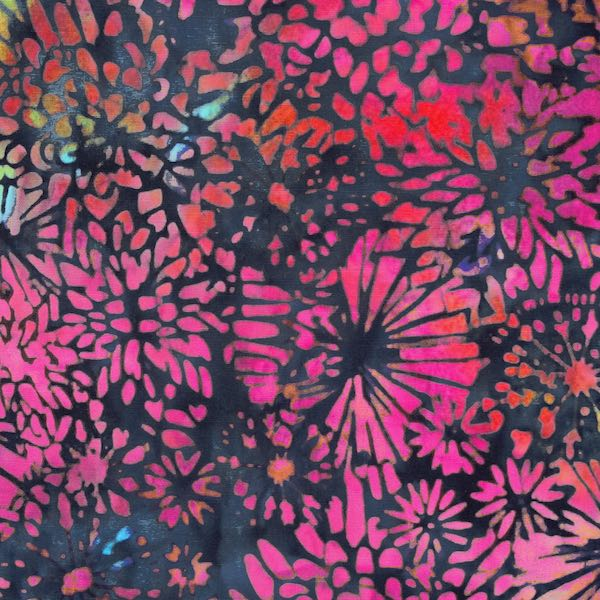 Fireworks Quilt Fabric
