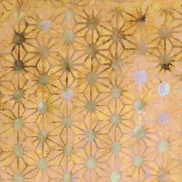 Fairy Gold Quilt Fabric