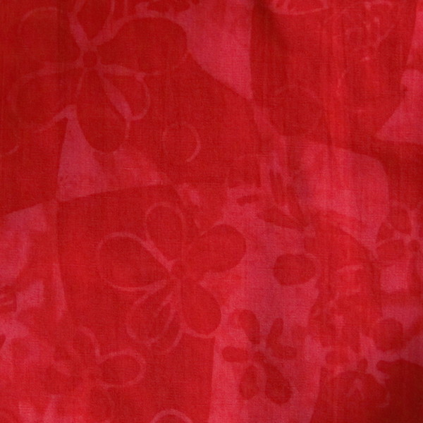 Scarlet Beauty Quilt Fabric